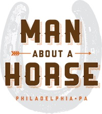 Man About a Horse Logo